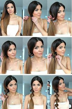 hair styles for long hair Check out the website to see more