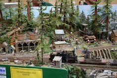 Logging Railroad | Twin Falls Logging & Mining Railroad - On30 | Flickr - Photo Sharing!