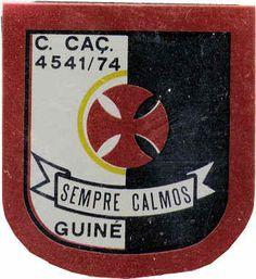 Companhia de Caçadores 4541/74 Guiné