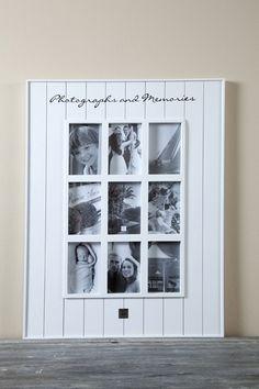 Riviera Maison PHOTOGRAPHS AND MEMORIES PHOTOFRAME