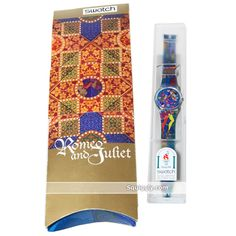 Swatch Romeo-&-Juliet GN162PACK - 1996 Spring Summer Collection