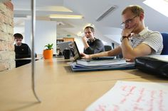 Tips for building a coworking space - including quiet space and private-conversation spaces