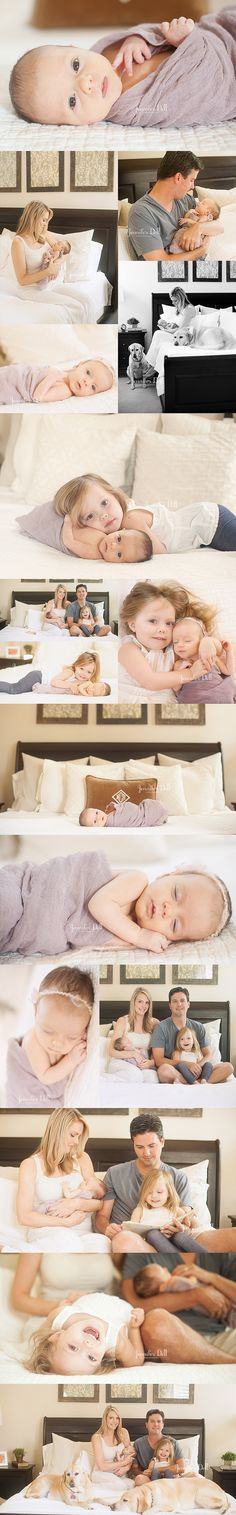 A New Sister… Houston Newborn Photographer » Houston & Tomball Photographer – Child, Baby & Family Photography – 832-377-5893