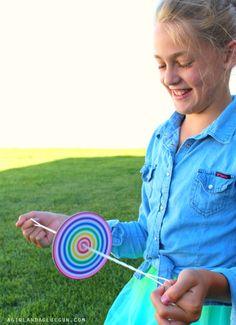 fun kids craft for summer
