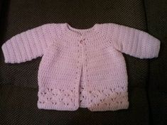 """Did you enjoy the """"teaser"""" from yesterday? I hope so. It was a swatch from my Pretty In Pink Sweater, which is my new free pattern. ..."""