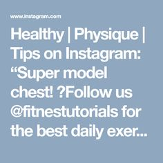 """Healthy 