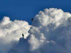 사진은 권력이다 :: 재미있고 놀라운 구름을 이용한 합성 이미지