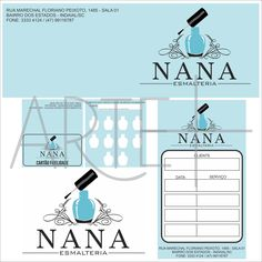 Cliente: Nana Esmalteria