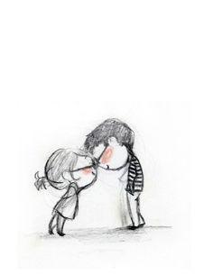 Boy meets girl.  Girl meets boy - By Genevieve Santos