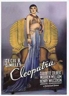 Poster - Cleopatra (1934)