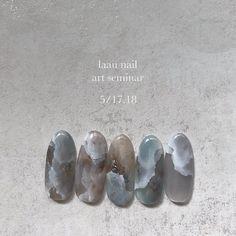 Luv Nails, Soft Nails, Gorgeous Nails, Pretty Nails, Japan Nail Art, Short Gel Nails, Nail Art Designs Videos, Nail Photos, Pretty Nail Designs