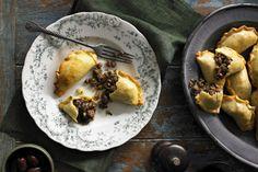 Beef and olive empanadas – Recipes – Bite