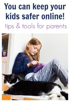 PARENTING WITH TECHNOLOGY: sponsored by Luma posted by Allison Parenting with technology can feel scary, here are some tips to keep your kids safer online.