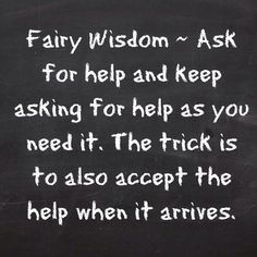 Fairy Wisdom by Elizabeth Saenz from theexpandedgateway.com and faerydoorways.com