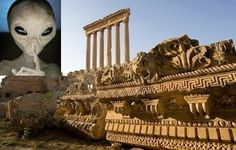 Ruins of Baalbek indicate Construction of a Port Space with Alien Technology?
