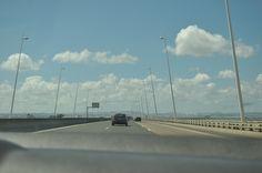 Ponte Vasco da Gama, sobre o rio Tejo