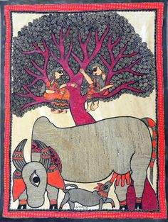 Art Gallery, Art Painting, Folk Art, Art Gallery In Delhi, Gond Painting, Tribal Art, Madhubani Art, Indian Folk Art, Madhubani Painting
