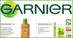 5 $ de coupon de Garnier  http://rienquedugratuit.ca/coupons/5-de-coupon-de-garnier/