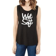 Wet & Soft Muscle T-Shirt