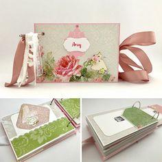 Bridal Shower Memory Book, Hen Party Album, Photo Book, Scrapbook Album, BFF gift, Bride tribe gift for the bride, Personalized,Bachelorette