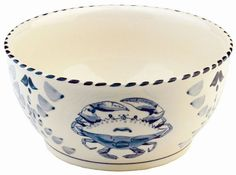 Stoneware Deep Mixing Bowl >>> Tried it! Love it! Click the image. : Baking mixing bowls