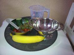 Fruit schoonmaken/snijden