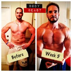 BODY BEAST 5 WEEKS!-------> Real People Real Results!!! www.JessicaLaRae.com