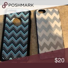 iPhone 6 cases Excellent condition  2 cases iPhone 6 cases OtterBox Accessories Phone Cases