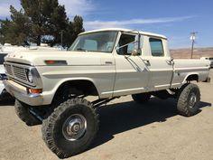 A Brief History Of Ford Trucks – Best Worst Car Insurance Ford 4x4, 79 Ford Truck, Old Ford Trucks, Old Pickup Trucks, Diesel Trucks, Ford Bronco, 1959 Cadillac, Cool Trucks, Big Trucks
