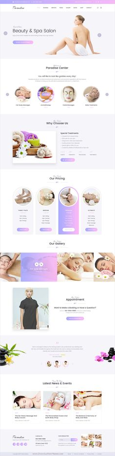 Paradise is a wonderful #PSD template for multipurpose #beauty and #spa, haircut, nail, tattoo studio website with 32 organized PSD files download now➩ https://themeforest.net/item/paradise-multipurpose-beauty-spa-haircut-nail-tattoo-psd-templates/19529792?ref=Datasata
