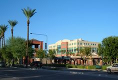 Chandler Commercial Historic District in Maricopa County, Arizona