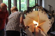 Glass studio Mafka&Alakoski welcomes you to the fascinating world of glass and invites you to experience glassblowing yourself with the guidance from the professionals. The glass studio works in a premises of a former glass factory in Riihimäki and is run by the talented Finnish glass artists, glassblower Marja Hepo-aho and master glassblower Kari Alakoski. Book a time for a glassblowing experience! Contact information on our website.