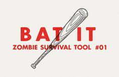 Zombie Survival Tools - Tools for the apocalypse - By Daniel Feldt