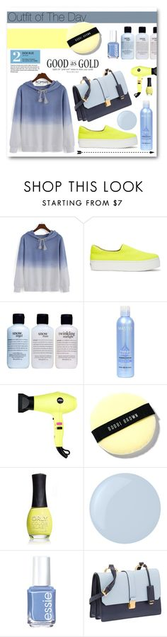 """""""Untitled #111"""" by miryoserra ❤ liked on Polyvore featuring Opening Ceremony, philosophy, Eva NYC, Bobbi Brown Cosmetics, ORLY, Essie, Miu Miu and Garance Doré"""