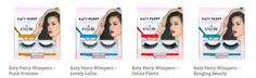 Katy Perry Lashes von Eylure #katyperry #Wimpern  www.wimpernwuensche.de