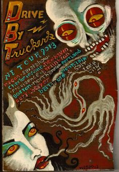 Drive-by Truckers!