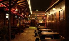 Kazimier bar, Liverpool