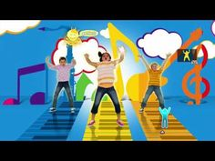 Just Dance Kids 2014 Get Ready To Wiggle 4 stars Xbox 360 - YouTube