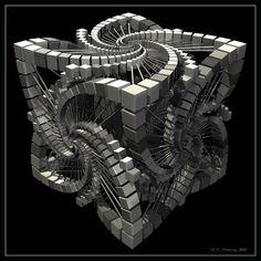 MC Escher.