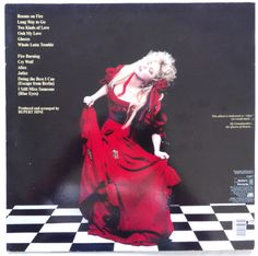 Cyndi Lauper True Colors Album Back Album Covers