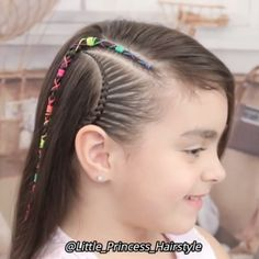 How to make a braided hair wrap for your hair quick & easy! Little Girls Hairstyles braided easy Hair Quick wrap Flower Girl Hairstyles, Princess Hairstyles, Fringe Hairstyles, Little Girl Hairstyles, Pretty Hairstyles, Braided Hairstyles, Hair Tutorials For Medium Hair, Medium Hair Styles, Long Hair Styles