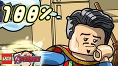 LEGO Marvel's Avengers - 100% Guida a Livello Completo - Dottor Strange ...