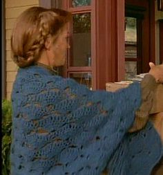 Love the shawls from Dr. Quinn, but this is the only one I can find.