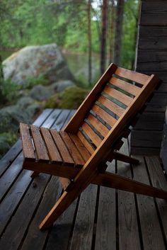 make this camp chair