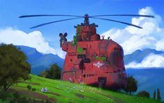 ArtStation - big chopper, Samuel Smith