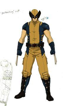 The Astonishing Suit by kyomusha on DeviantArt Marvel Art, Marvel Comics, Captain Marvel, Captain America, Logan Wolverine, New Avengers, Men Design, Black Canary, Batwoman