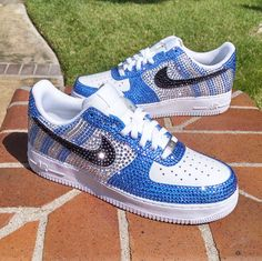 save off 82fcf 92239 Custom Nike Air Force 1