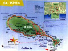 Basseterre St. Kitts Beaches | , North America, Caribbean, Saint Kitts, St. Kitts, Basseterre ...