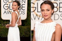 Will Alicia Vikander Go Home With 2 Golden Globes? Her Chances... #AliciaVikander: Will Alicia Vikander Go Home With 2… #AliciaVikander