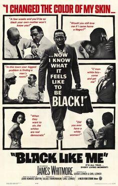 El hombre blanco que decidió ser negro para abrir los ojos a toda una nación